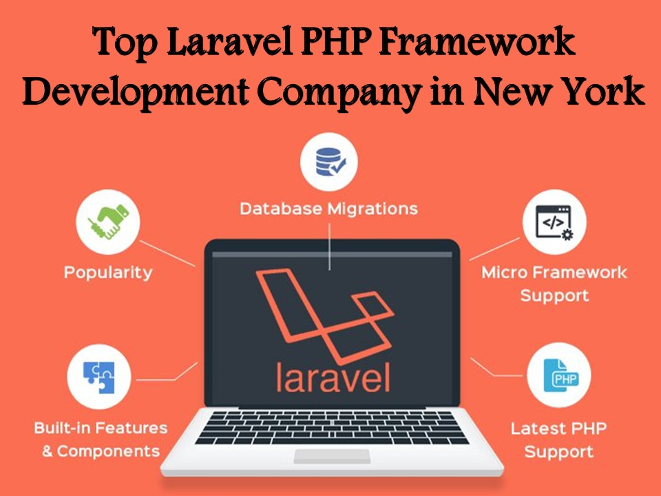 Top Laravel PHP Framework Development Company in New York
