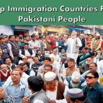 Top Immigration Countries For Pakistani People