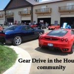Gear Drive in the Housing community
