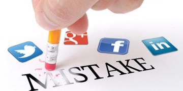5 Marketing Mistakes in Social Media