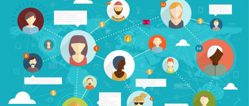 Social media community is crossing over billions