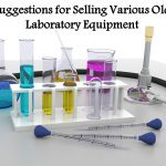 Suggestions for Selling Various Old Laboratory Equipment