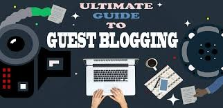 The Ultimate Guide to an Effective Guest Blogging Strategy