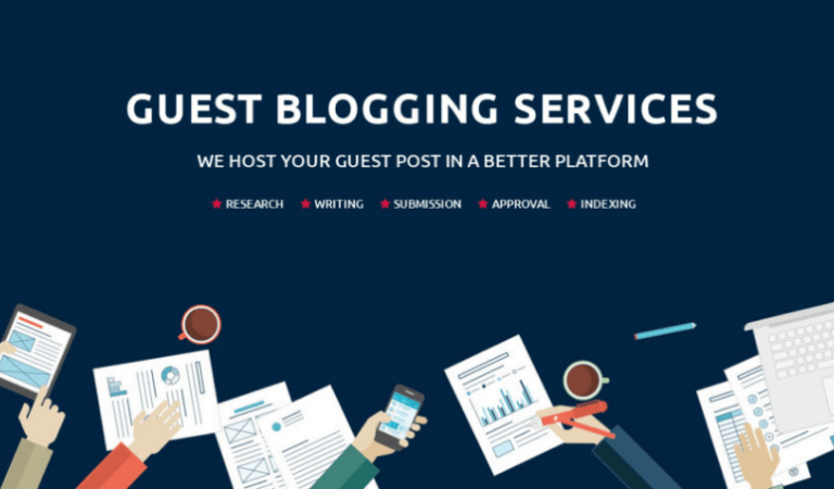 How Guest Posting Services Can Help You Grow Your Online Audience