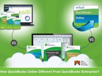 How QuickBooks Online Different From QuickBooks Enterprise
