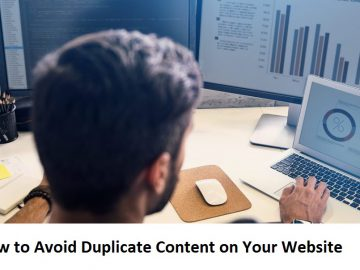 How to Avoid Duplicate Content on Your Website