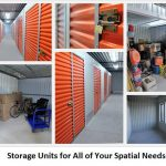 Storage Units for All of Your Spatial Needs