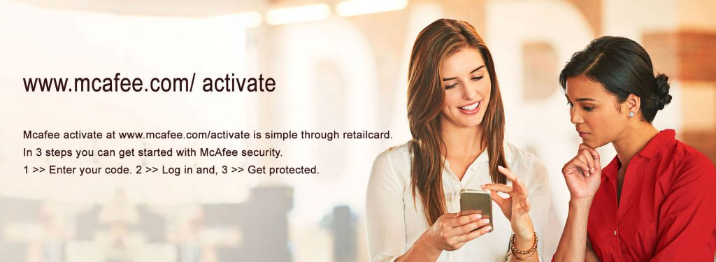McAfee Activate, Download and Install McAfee Item Online