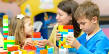 Role of Preschool Teachers in Children s Growth