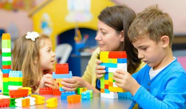 Role of Preschool Teachers in Children's Growth