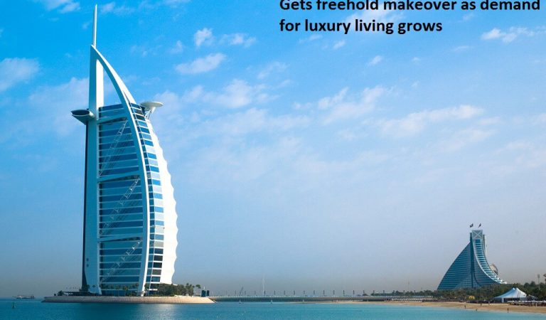 Dubai's Jumeirah gets freehold makeover as demand for luxury living grows