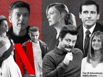 Top 25 Educational Netflix Shows