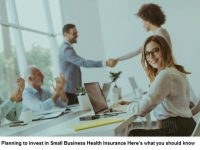 Planning to invest in Small Business Health Insurance
