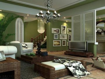 Bedroom Assisted Living Apartment